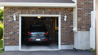 Garage Door Installation at Lomac Dallas, Texas
